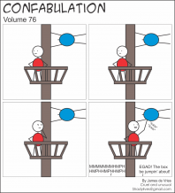 Confabulation 76 – Fly the flag of ownage