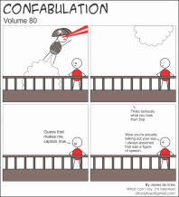 Confabulation 80 – What just happened